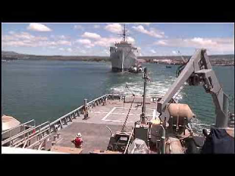 RIMPAC Military Sealift Command