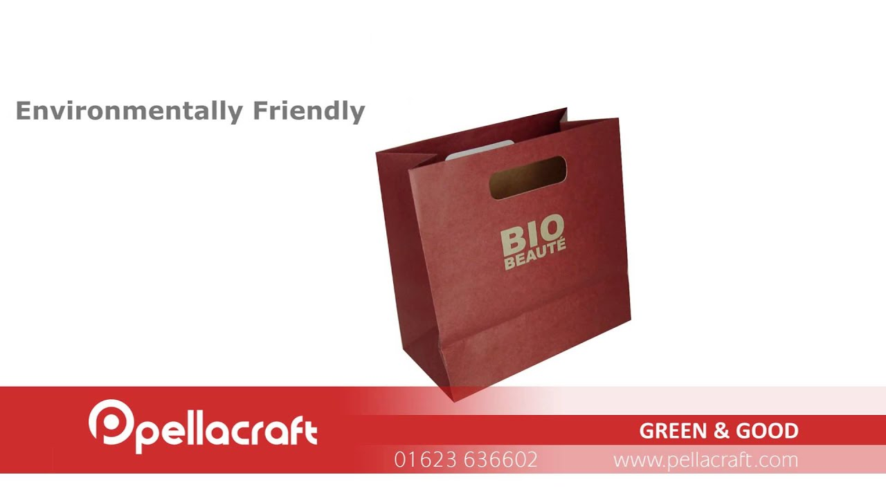 Bags & Cases - Green & Good Promo Bags