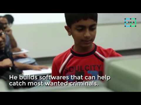 11 year old programming prodigy in Pakistan