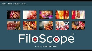 Filoscope - Photo Selection Software File Copying and Comparing Software