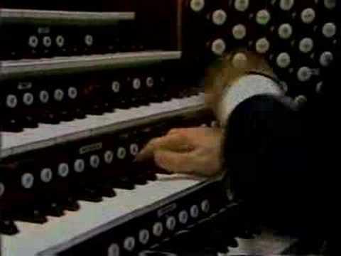 Ted Alan Worth | Davies Hall | Ruffatti Organ