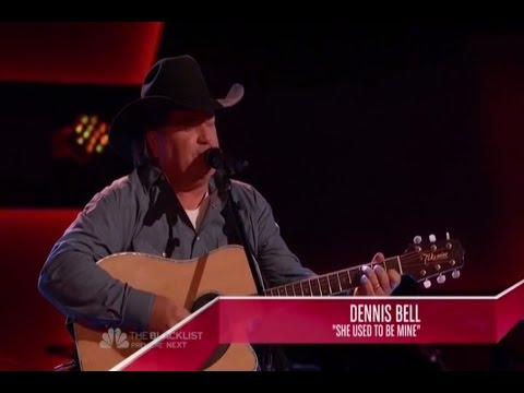 The Voice 2014 - Dennis Bell: