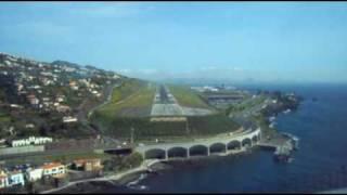 Funchal Anflug FNC 05