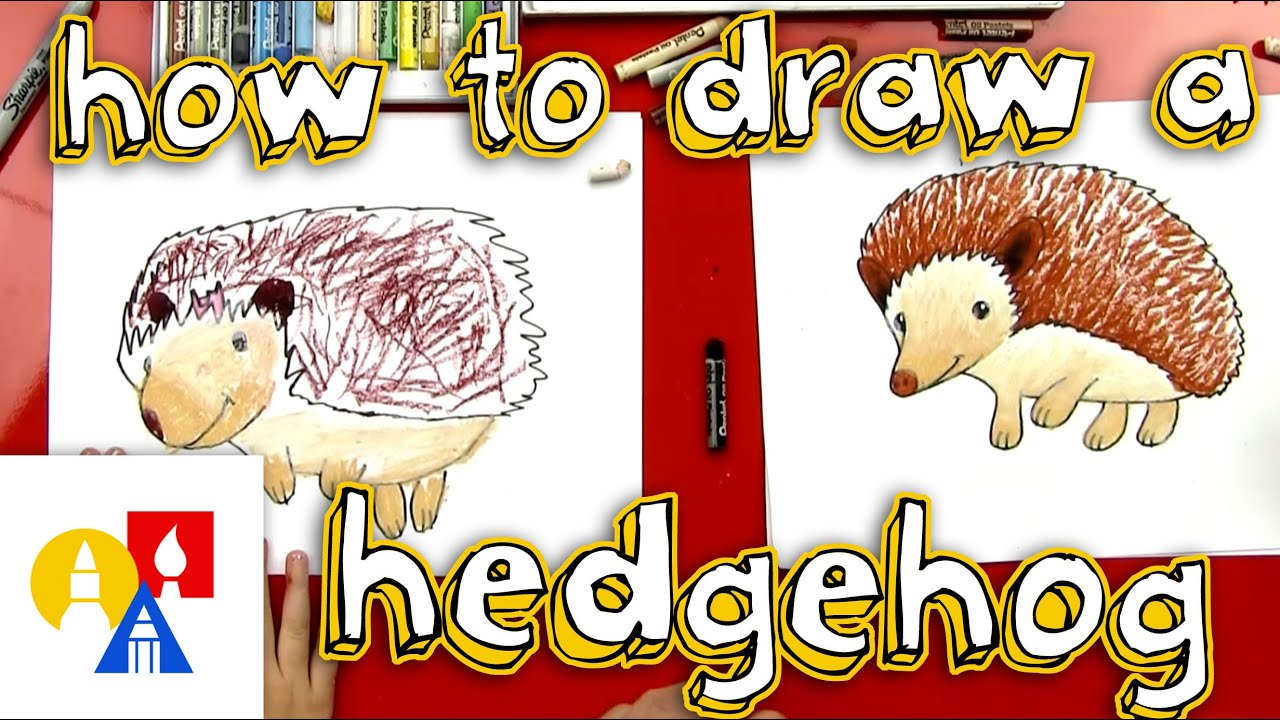 How To Draw A Turkey Step By Step Easy How To Draw A Hedgehog...