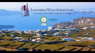 Wine Tour in Santorini Greece - Santorini Wine Adventure (with subs)