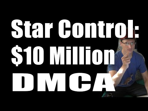 DMCA Injunction DENIED in Stardock's Star Control Lawsuit