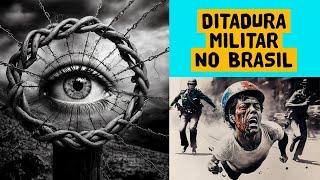 DITADURA MILITAR NO BRASIL Garrastazu Médici Copa do Mundo de 1970  Milagre Econômico Brasileiro #10