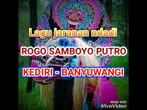 Lagu Jaranan Ndandi ROGO SAMBOYO PUTRO Kediri Banyuwangi