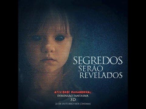 Trailer do filme Atividade paranormal: dimensão fantasma