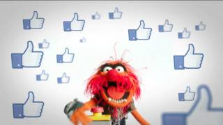 Animal Facebook Fan-A-Thon Promotional Video | The Muppets