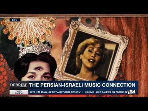 DEBRIEF | Israeli singer Liraz Charhi: A message to the Iranian people
