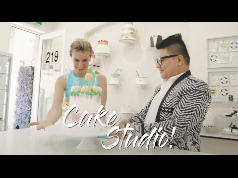 Designer Cake Studio - Cake Decorating - Vanoir Sydney