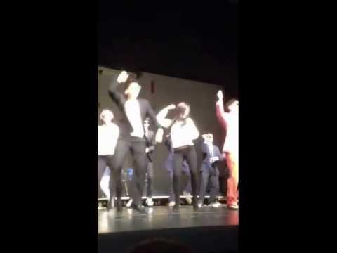 Blair Academy Gangnam Style