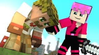 ПРОСТО БЕССМЕРТНЫЙ!!!! КАК ТАК ТО?? !! BLOOD #17 Murder in Minecraft