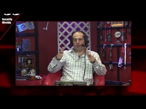 Microsoft, KRACK, and Google Play Bug Bounty - Paul's Security Weekly #534