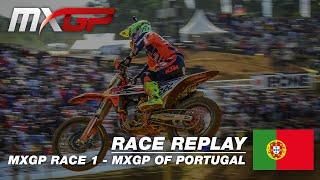 MXGP of Portugal 2019  Replay MXGP Race 1 #Motocross