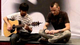Linkin Park Sydney Summit The Little Things Give You Away Acoustic Version