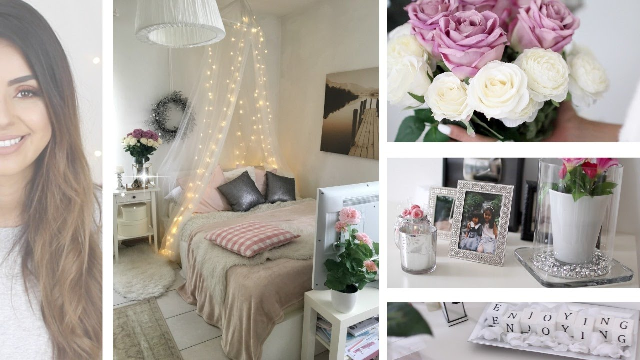 ikea deko haul zimmer dekorieren i bettenlager gartencenter youtube. Black Bedroom Furniture Sets. Home Design Ideas