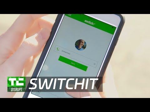 Switchit Digital Business Card | Disrupt SF 2017