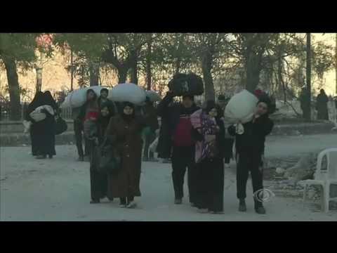 Sírios somem ao deixar área rebelde