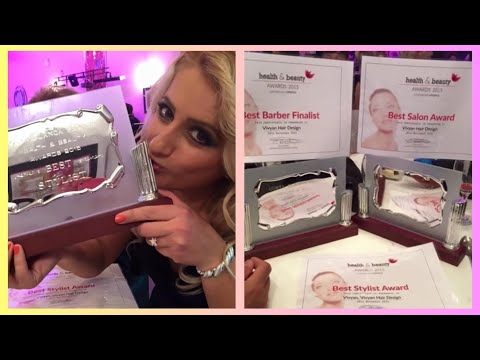 Assyrian topstylist Vivyan Hermuz winner best hairdresser best hair salon and best barbershop thumbnail