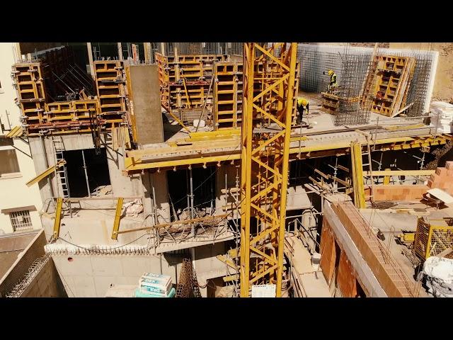 Residence H53 - stavba 2.4.2020