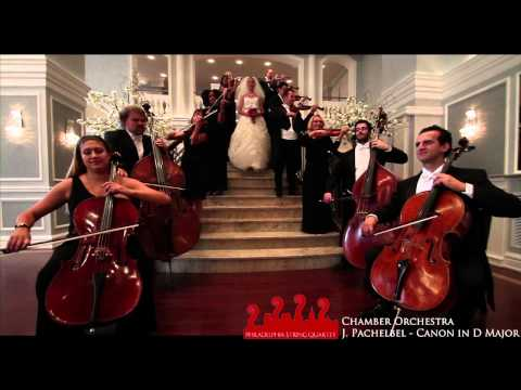 Canon in D Major Pachelbel Chamber Orchestra PSQ