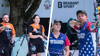 USA-Netherlands Exhibition Match |'s-Hertogenbosch 2019 Hyundai World Archery Championships