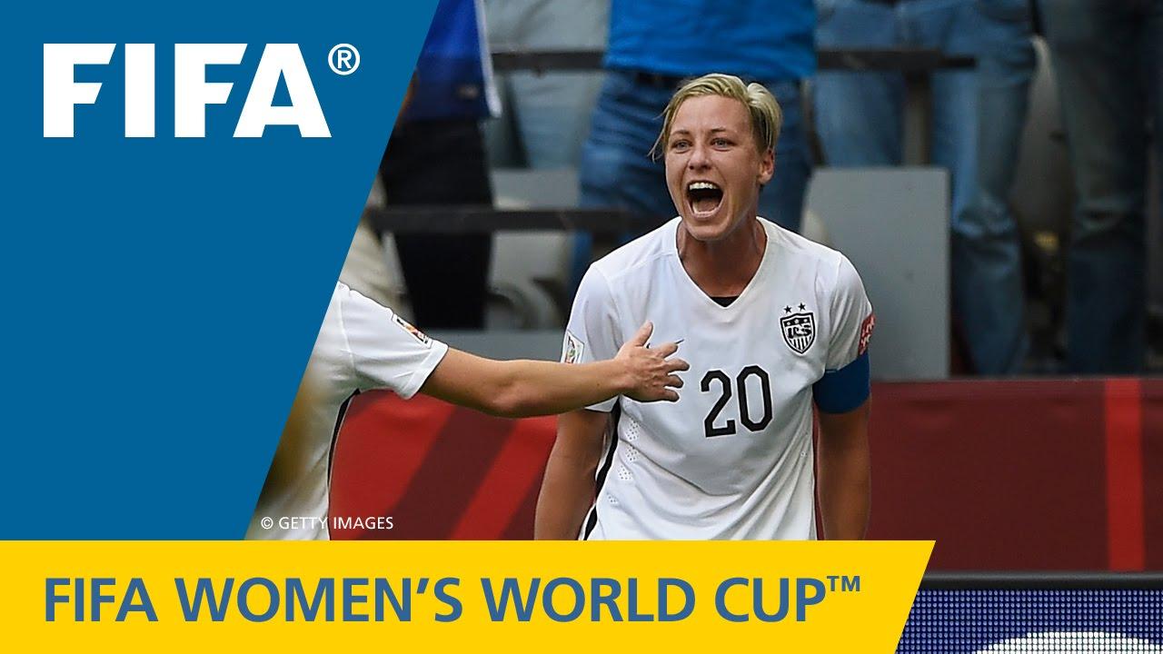 Usa Fifa Women S World Cup 2015 Youtube