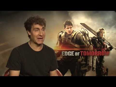 Edge of Tomorrow: Director Doug Liman Official Movie Interview