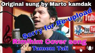 Rimjim Pedong E Unplugged cover by Tamem Tali original sung by Marto kamdak reunplugged Adi Song Old