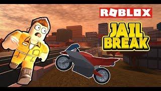 Kupujemy Motor w JailBreak || Roblox JailBreak #02