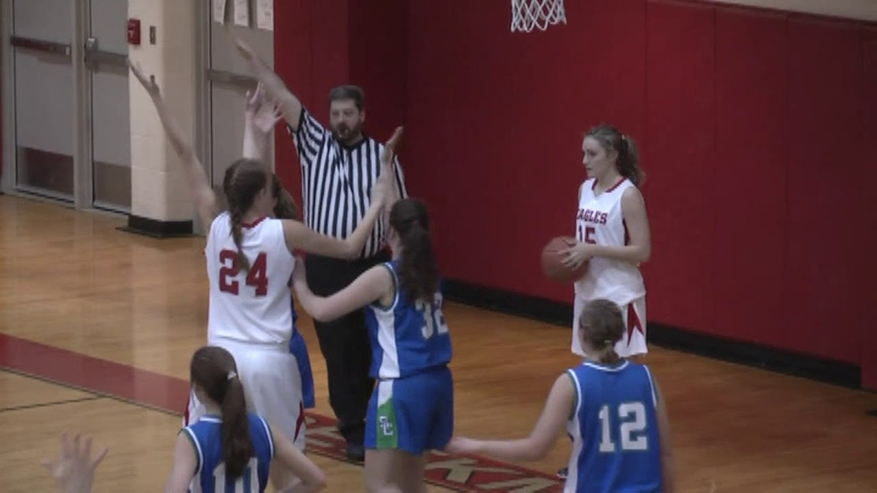 Beekmantown - Seton Catholic Girls  2-16-12