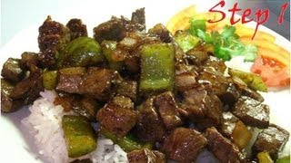 Bo Luc Lac (vietnamese Shaking Beef) Part1