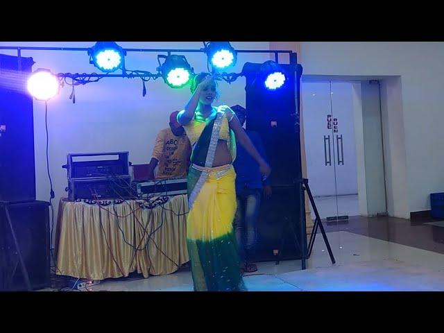 Live Dance Performance on Dj Floor