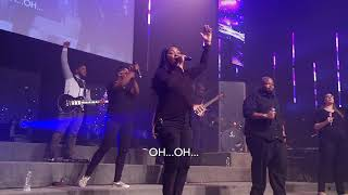 """Our God Reigns"" Live - Impact Worship (Israel Houghton Cover)"