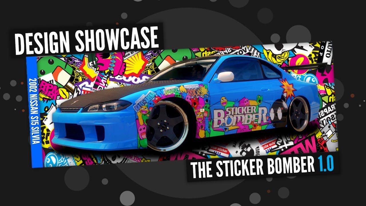 Forza horizon ds the sticker bomber version 1 0 youtube