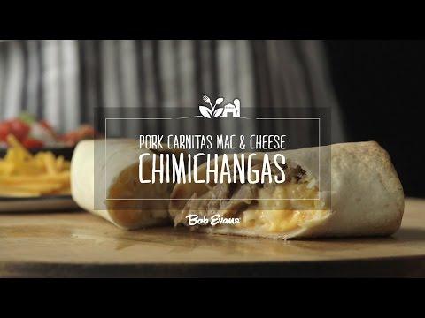 Bob Evans Farms – Pork Carnitas Chimichangas