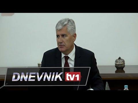 Čović najavio blokadu intagracija BiH zbog presude šestorci