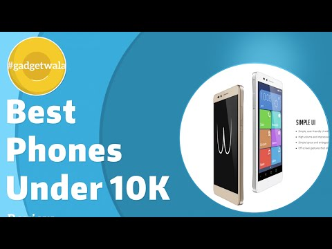 Best Smart Phone under Rs.10,000