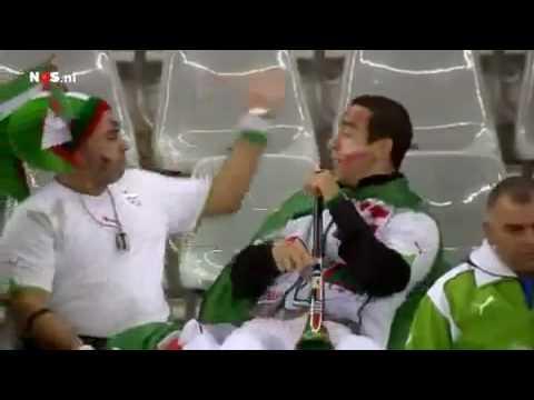 Algerijnse Vuvuzela Humor