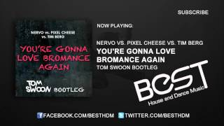 Download NERVO vs. Pixel Cheese vs. Tim Berg - You're Gonna Love Bromance Again (Tom Swoon Bootleg) MP3 song and Music Video