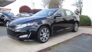 2011 Kia Optima SX 2.0T Start Up, Engine, and In Depth Tour
