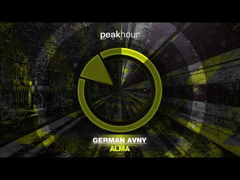 German Avny - Alma (Original Mix) [Peak Hour Music]