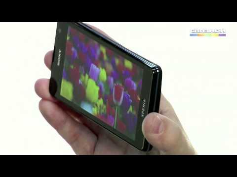 Обзор смартфона Sony Xperia TX