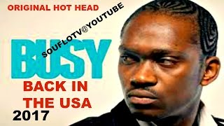 BUSY SIGNAL BACK IN USA AFTER EXTRADITION AND FED TIME