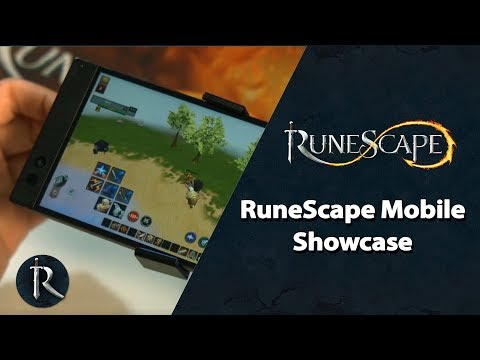 RuneScape Mobile Showcase