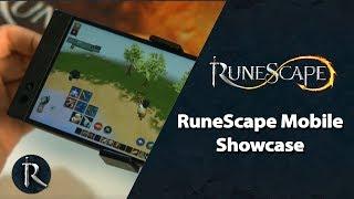 RuneScape Mobile Showcase