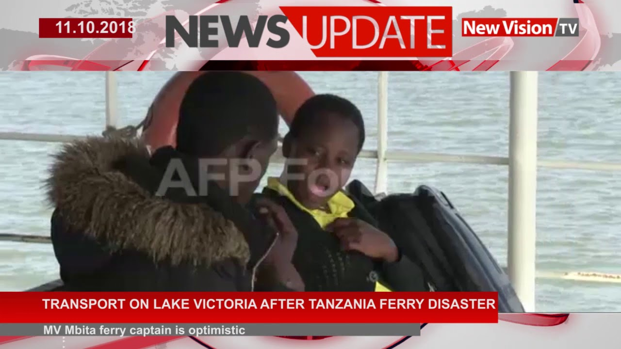 On Lake Victoria Ferries, Passengers Pray For The Best