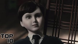 Top 10 Scariest Moments In Movie Trailers
